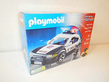 Playmobil USA limited set 5673 police car MISB
