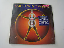 Earth Wind and Fire,  Powerlight Record Album USED Vinyl LP 351666