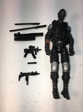 GI Joe Cobra Retaliation Figure Lot Showdown Set Snake Eyes