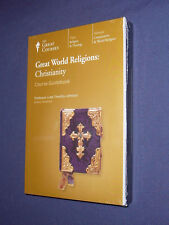 Teaching Co Great Courses Great World Religions DVDs      CHRISTIANITY  newest