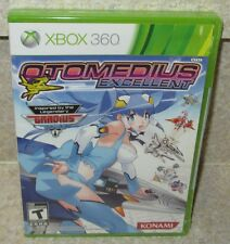 OTOMEDIUS EXCELLENT Sealed New XBOX 360 Exclusive Japanese Shooter Konami