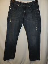MENS Unionbay Jeans 30 X 31.5 Medium DENIM BLUE  LIGHTWEIGHT DENIM
