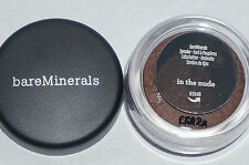 bareMinerals BareEscentuals IN THE NUDE (Bronze Smolder) Eyecolor Small Size NEW