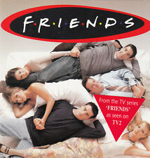 Friends-1995-TV Series Original Soundtrack-13 Track-CD