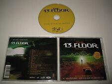 THE 13TH FLOOR/SOUNDTRACK/HARALD CLOSER(BMG/74321 70793 2)CD ALBUM