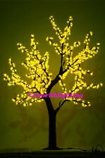 Artifical Christmas tree LED tree cherry blossom tree light  6.5ft 768pcs