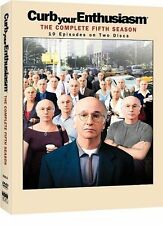 NEW - Curb Your Enthusiasm: Complete HBO Season 5 [DVD] 7321900821759