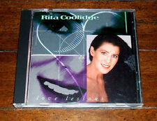 CD: Rita Coolidge - Love Lessons / I Want to Know What Love Is Lee Greenwood VG+