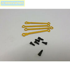 X8876 Hornby Spare COUPLING RODS/SCREWS, CLASS 0-6-0