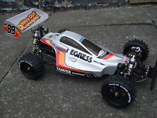 Kamtec Tamiya Egress Reproduction 1:10 RC Off Road Buggy Bodyshell Lexan £29.99