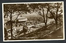 C1930's View of the Spa Bandstand, Scarborough, Yorkshire.