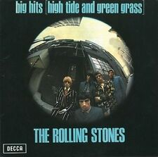 THE ROLLING STONES Big Hits High Tide And Green Grass LP Decca TXS 101 1966