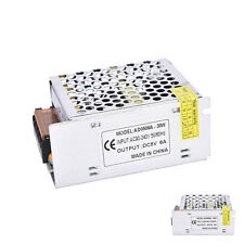 AC110-220V TO DC 5V 6A 30W Switch Power Supply Driver Adapter For LED Strip SP