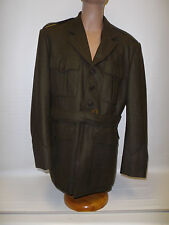 USMC44 WW 2 USMC Green Service Coat  Greens 4 pocket size 44