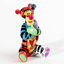 Disney by Romero Britto Tigger from Winnie the Pooh Mini Figurine 4026297 NIB