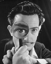 Salvador Dali UNSIGNED photo - F855 - Spanish surrealist painter