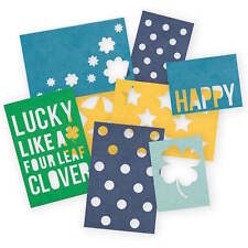 Simple Stories A Charmed Life Collection Snap! Cuts - Add Shapes, Card Fronts
