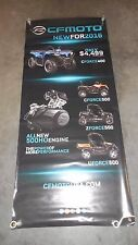 CFMOTO Cforce 400 Cforce 500 Zforce 500 Uforce 500 Dealer Exclusive Banner