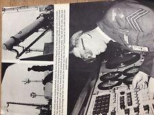 r7 ephemera 1962 picture 2 pages bristol bloodhound raf north coates