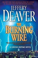 The Burning Wire by Jeffery Deaver (2010, Paperback)
