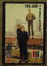 Carte postale The JAM, The Fight, affiche concert, postcard