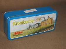 Schuco Piccolo Set 4 Krombacher Trucks Limited Edition 1/1000 FREE US SHIPPING