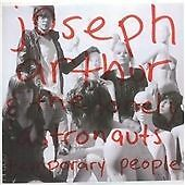 JOSEPH ARTHUR AND THE LONEL...-Temporary People  CD NEW