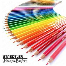 Staedtler - 36 X Noris Club Colorante Lápices-Johanna Basford Edition