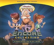 Adventures in Odyssey Classics: Encore Collection by AIO Team (2009, CD)