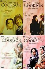 MALLEN SAGA COMPLETE COLLECTION DVD Girls Secret Streak Curse CATHERINE COOKSON