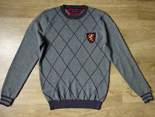 Mens Tommy Hilfiger  Lambswool soft jumper sweater size L (label M)  , VGC !