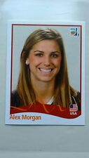 Alex Morgan Panini World Cup 2011 ROOKIE Sticker - MINT Condition