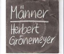 HERBERT GRÖNEMEYER - Männer