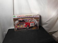 Model Kit Austin Mini Cooper SMK11 Motorized