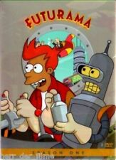 FUTURAMA, Season 1 (3 DVDs) NEU+OVP