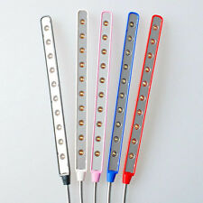 USB 10 LED Light Flexible Bright Portable Lamp PC Computer Laptop Notebook - UK