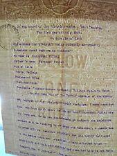 10 Pcs LOT -  British india - 3 As MADRAS - KG V - George V - Stamp Bond Paper