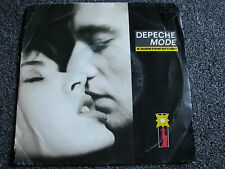 Depeche Mode-A Question of Lust 7 PS-1986 France-45 U/min-Virgin-Silver Label