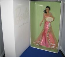 BARBIE GLOBAL GLAMOUR COLLECTION MUTYA BARBIE DOLL W/SHIPPER GOLD LABEL