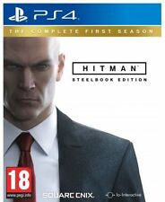 Hitman The Complete First Season Playstation 4 PS4 New Sealed Release 1/31 NEW
