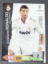 CRISTIANO RONALDO REAL MADRID UEFA PANINI FOOTBALL CHAMPIONS LEAGUE 2011 2012