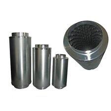 "Phresh Duct Silencer 4"" x 12"" Sound Reducer Dampener Ventilation Grow Room"