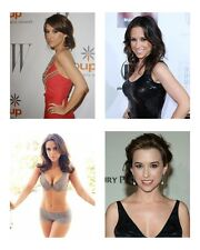 4 Lacey Chabert / Party of Five 8 x 10 GLOSSY * 4 Photo Picture LOT