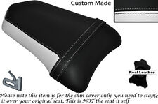 DESIGN 2 BLACK & WHITE CUSTOM FITS DUCATI 999 749 REAR PILLION SEAT COVER
