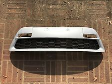 FORD MONDEO MK4 TITANIUM X SPORT FRONT BUMPER RADIATOR GRILLE SILVER 2007-2012