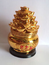 FENG SHUI WEALTH VASE FOR WEALTH AND PROSPERITY