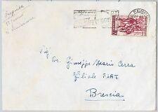 47359 - ITALIA REPUBBLICA - Storia Postale: UNIFICATO 880 su BUSTA in FDC! 1960