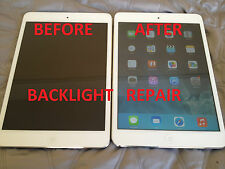 iPad 2/3/4/ and iPad mini 1/2 backlight repair