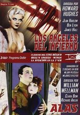 HELL'S ANGELS + WINGS **Dvd R2** Jean Harlow Gary Cooper, Clara Bow