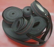 "5 YARDS - 2"" RUBBER-ELASTIC WEBBING-UPHOLSTERY REPLACES PIRELLI 10% STRETCH"